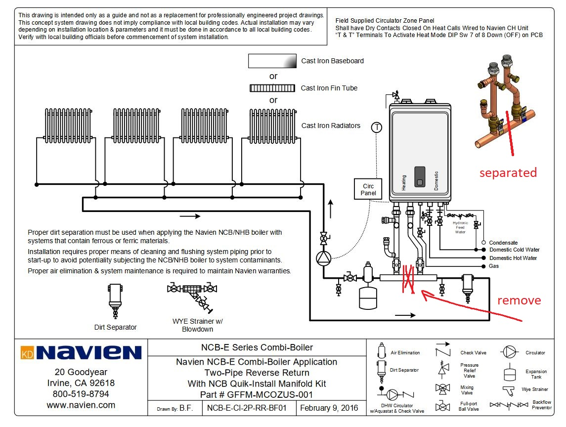 navien piping diagram navien ncb manifold piping terry love plumbing advice   remodel  navien ncb manifold piping terry love
